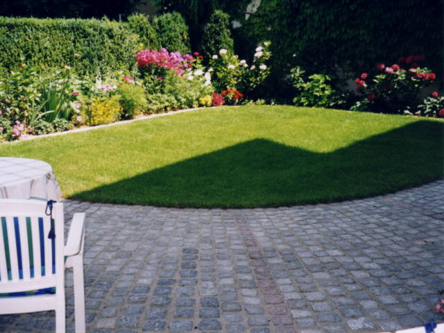 Kleingartenpflege